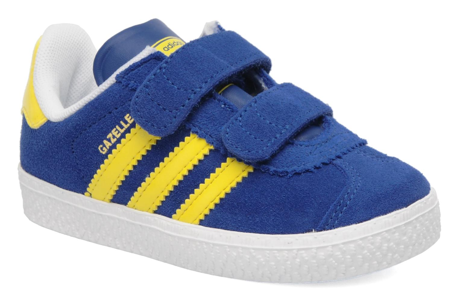 Sneakers Adidas Originals Gazelle 2 CF I Blauw detail