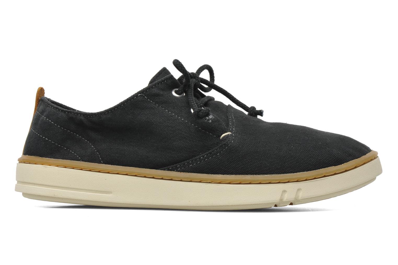 Sneaker Timberland Earthkeepers Hookset Handcrafted Fabric Oxford schwarz ansicht von hinten