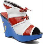Sandali e scarpe aperte Donna Lancre - Jean Charles de Castelbajac, modello in esclusiva da Sarenza