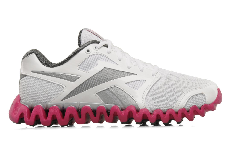 Chaussures de sport Reebok Premier Zigfly 2 W Blanc vue derrière