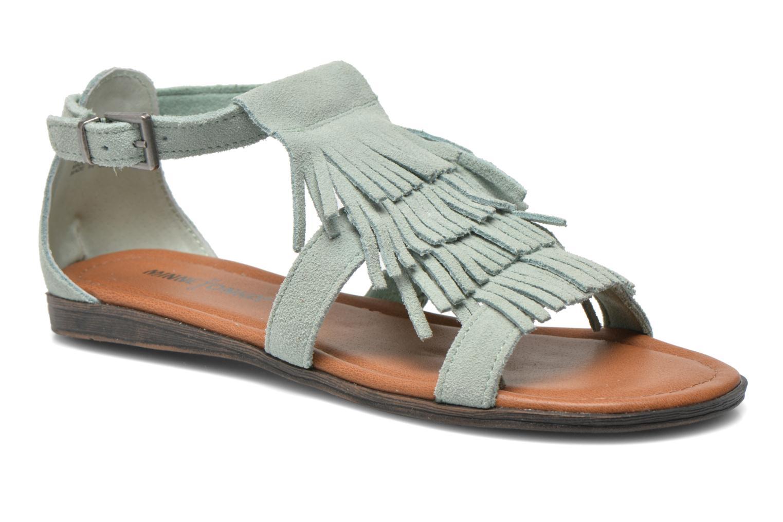 Sandalen Minnetonka Maui grün detaillierte ansicht/modell