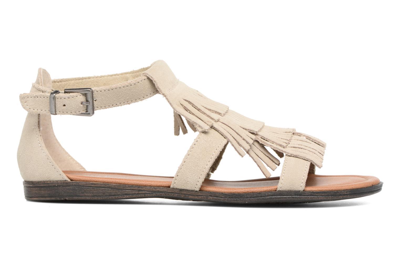 Sandaler Minnetonka Maui Beige se bagfra