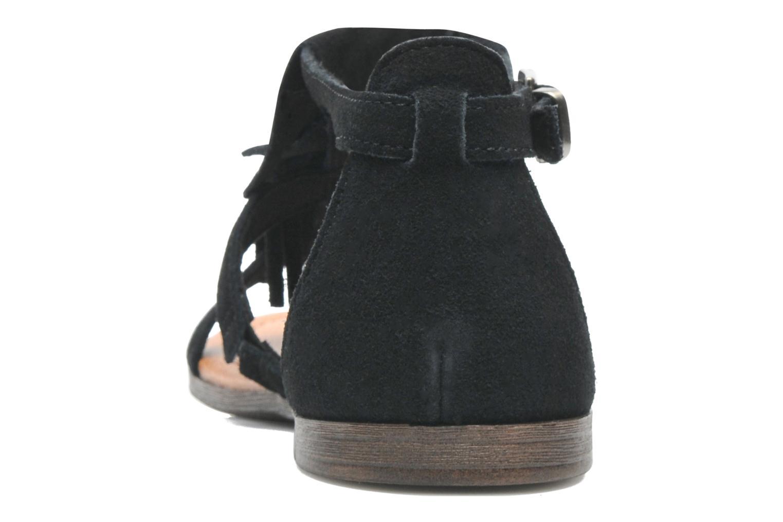 Sandalen Minnetonka Maui Zwart rechts