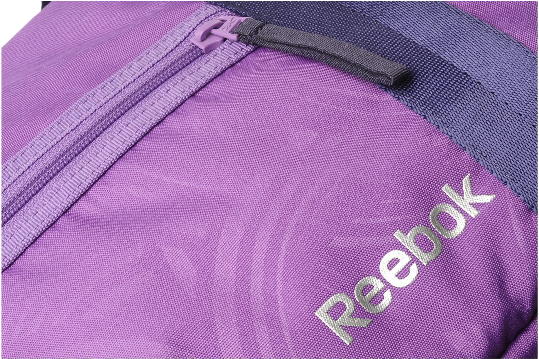 Borsa da palestra Reebok OTM Fus Should Viola immagine sinistra
