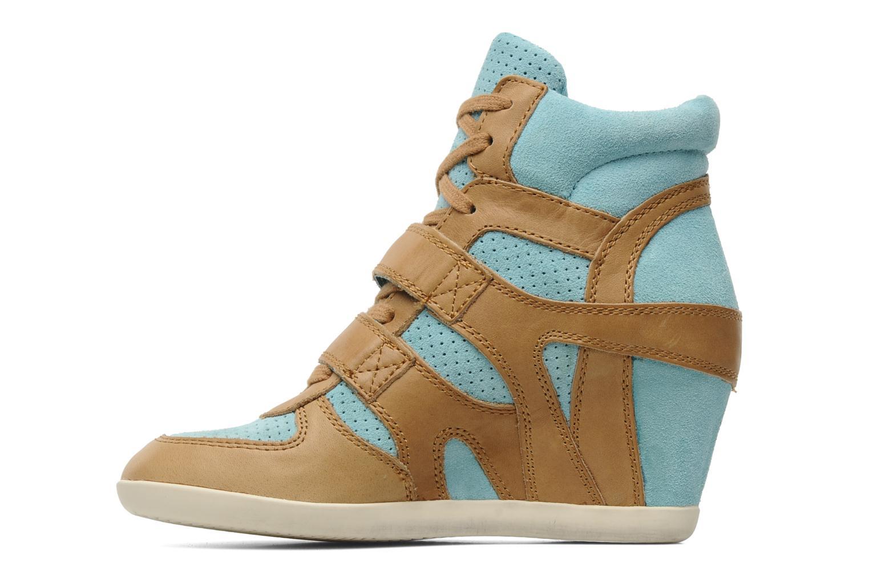 Sneaker Ash Bea beige ansicht von vorne