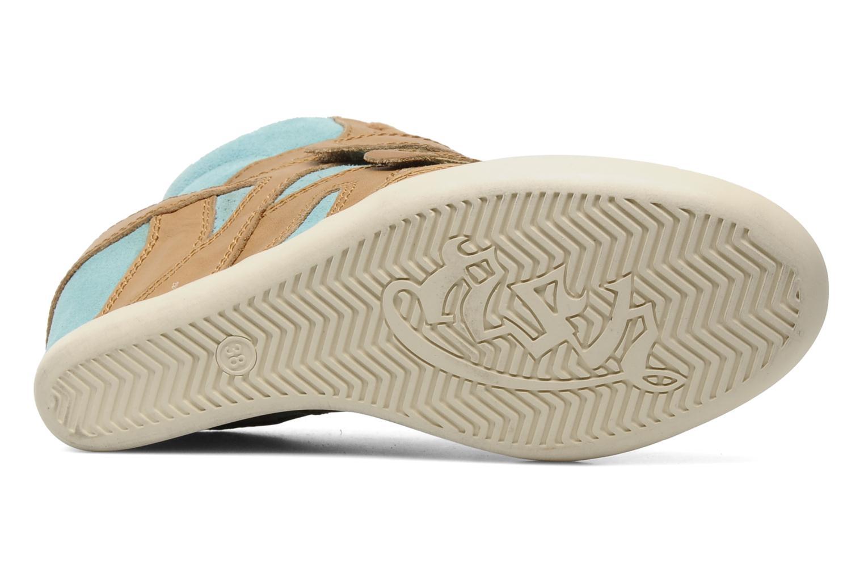Sneakers Ash Bea Beige boven