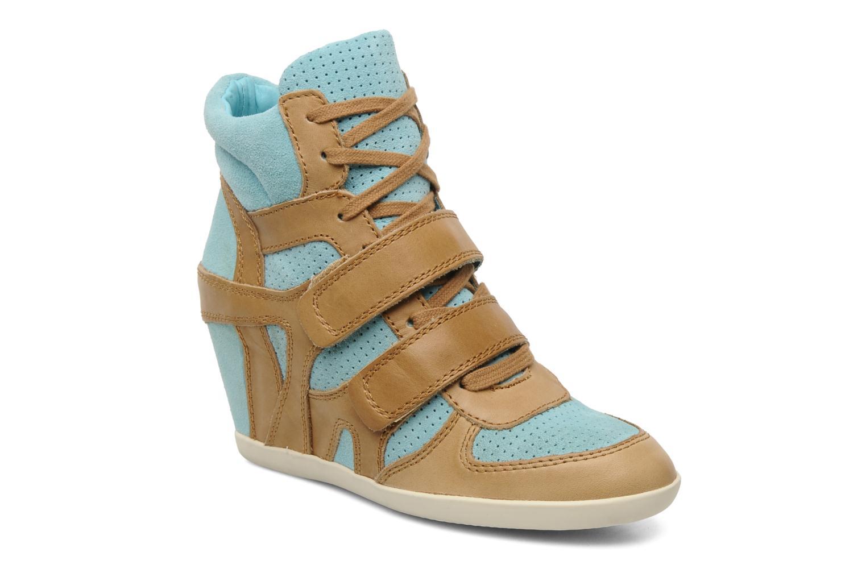 Sneakers Ash Bea Beige detail