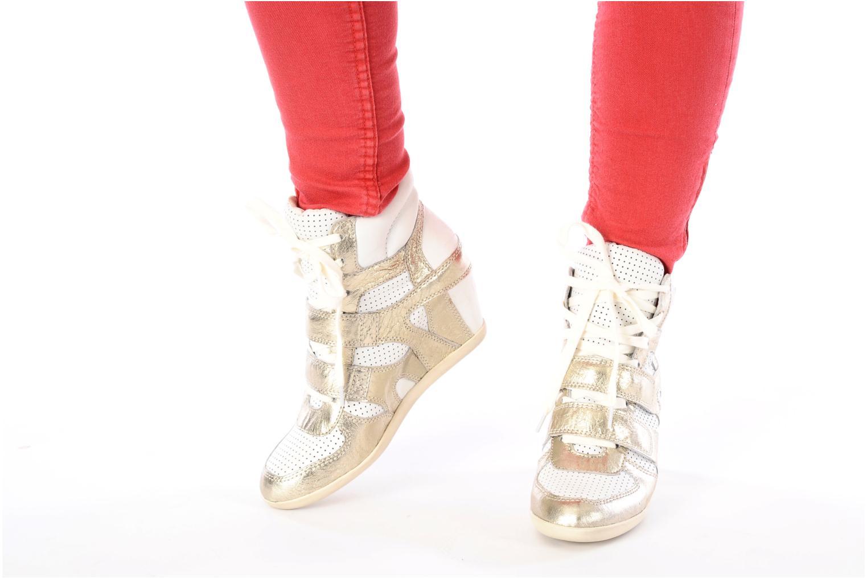 Sneakers Ash Bea Beige onder