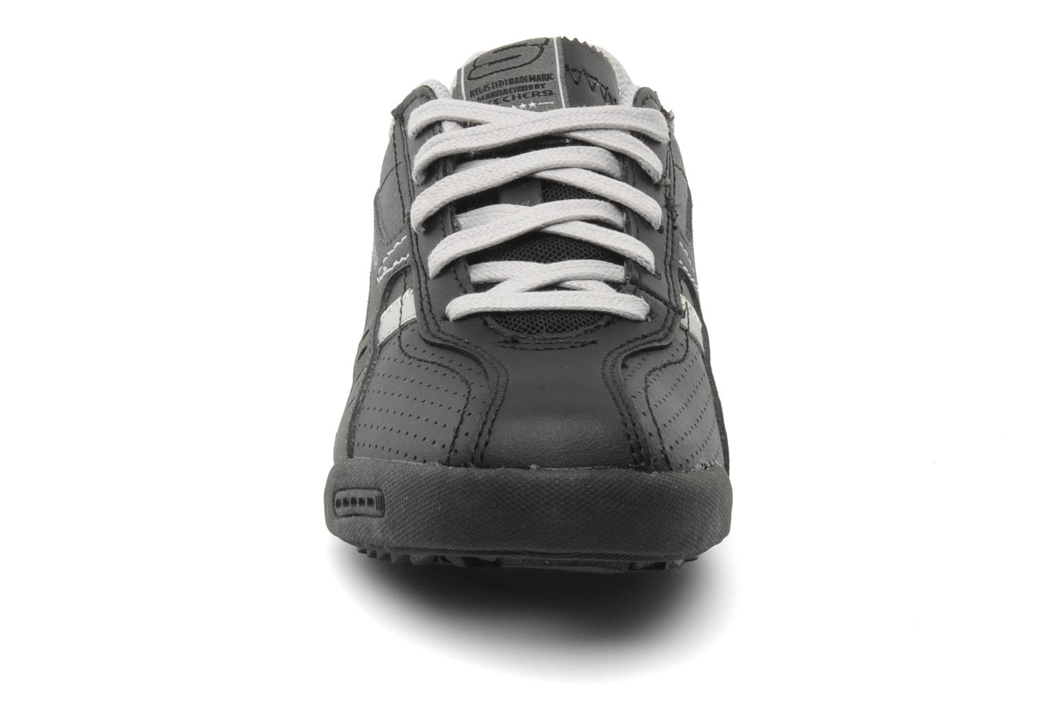 Sneakers Skechers Piceno Zwart model
