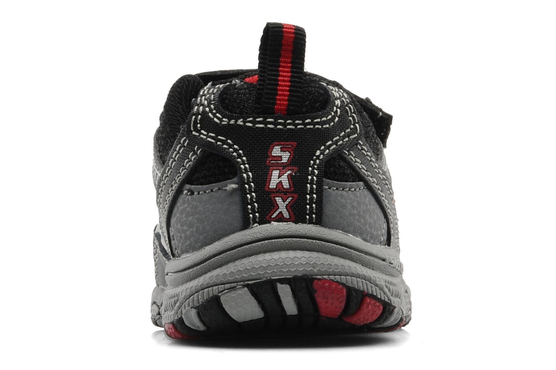 Sneakers Skechers Bamboozle Zwart rechts