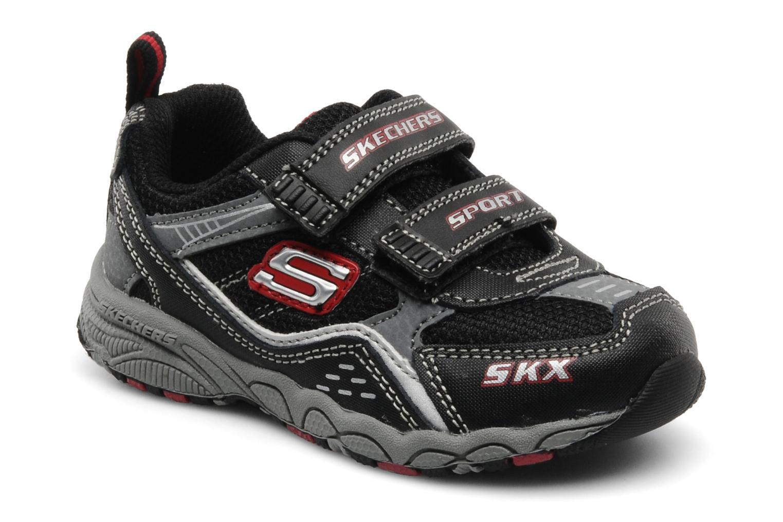 Sneakers Skechers Bamboozle Zwart detail