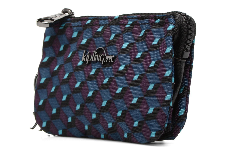 Marroquinería pequeña Kipling Creativity S Azul vista del modelo
