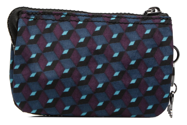 Portemonnaies & Clutches Kipling Creativity S blau ansicht von vorne