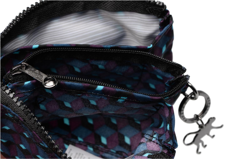 Portemonnaies & Clutches Kipling Creativity S blau ansicht von hinten