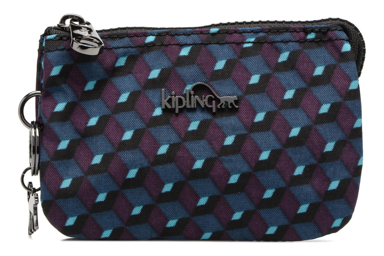 Marroquinería pequeña Kipling Creativity S Azul vista de detalle / par