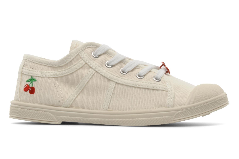 Sneakers Le temps des cerises Basic 02 E Wit achterkant