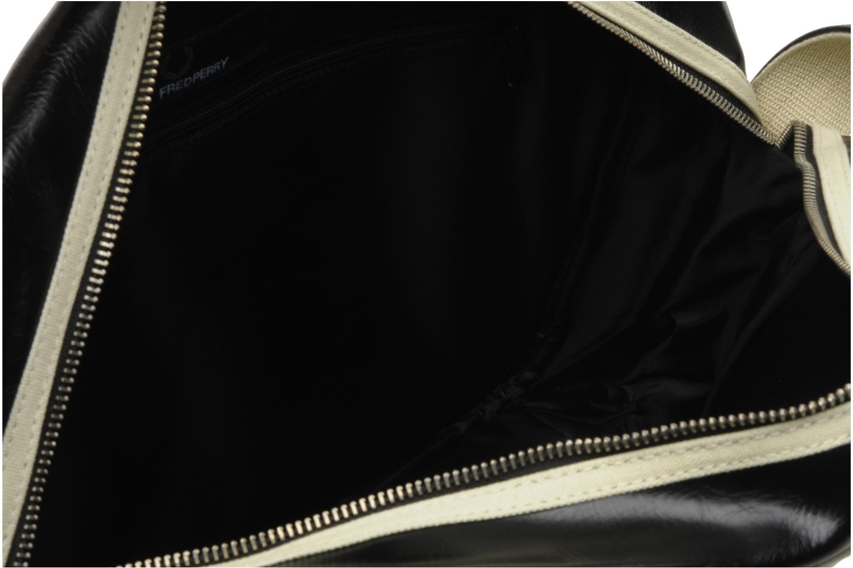 Sacs homme Fred Perry Classic shoulder bag Noir vue derrière