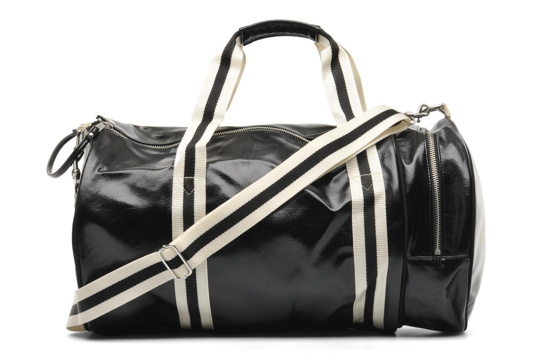 Sacs de sport Fred Perry Classic Barrel Bag Noir vue face