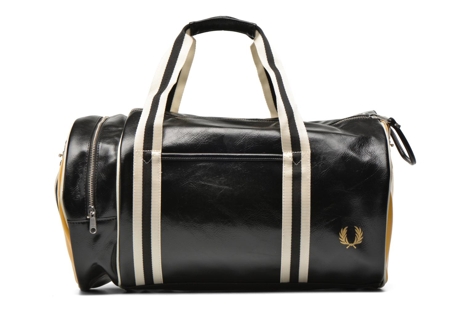 Classic barrel bag Black-Yellow 280