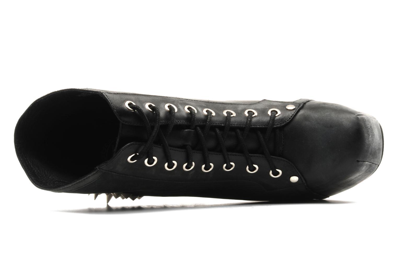 Bottines et boots Jeffrey Campbell SPIKE Noir vue gauche