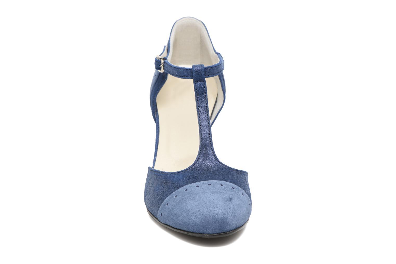 Escarpins Georgia Rose Tamar Bleu vue portées chaussures
