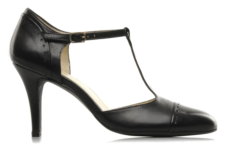 High heels Georgia Rose Tamar Black back view