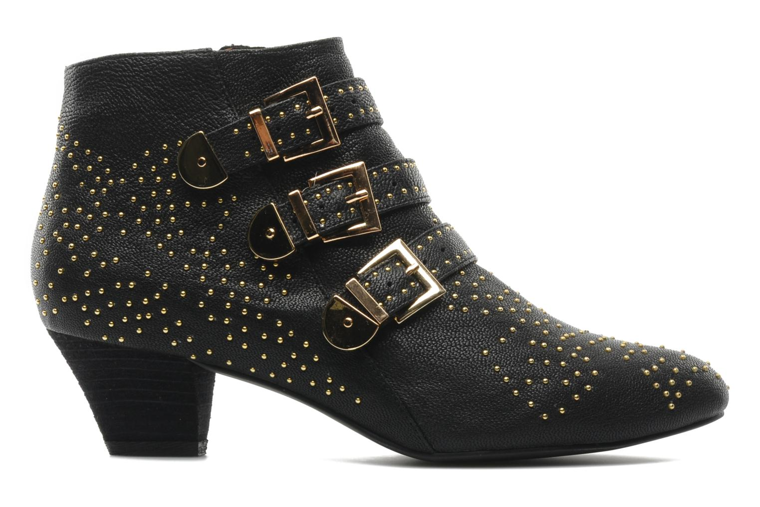 Ankle boots Jeffrey Campbell STARBURST Black back view
