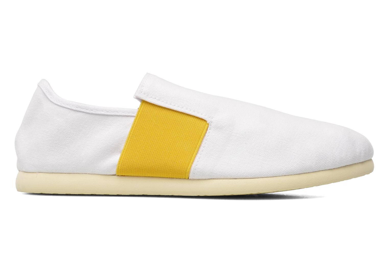ENZZO WHITE YELLOW CANVAS