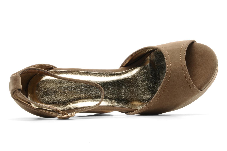 Sandalen Spot On MANSON Bruin links