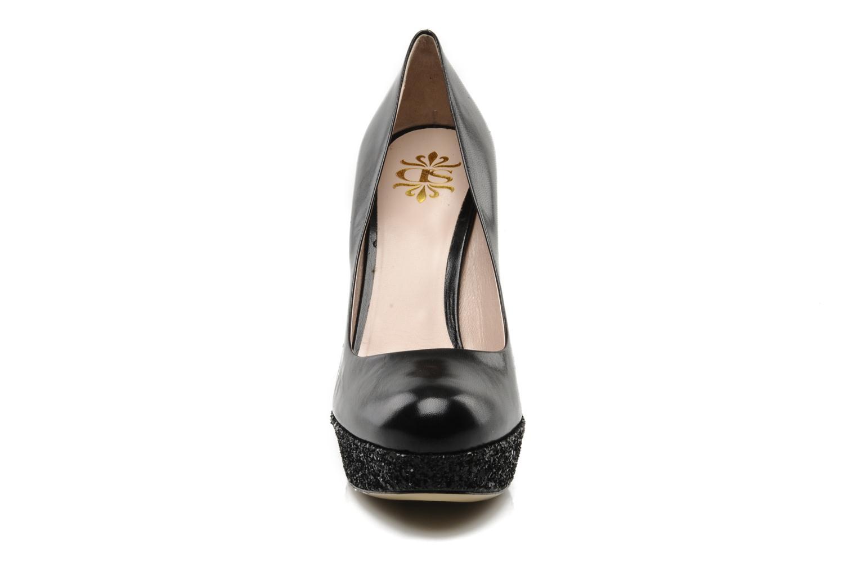 Zapatos de tacón De Siena shoes Adriane Negro vista del modelo