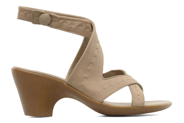 Sandales et nu-pieds Camper Lulu 21415 Beige vue derrière
