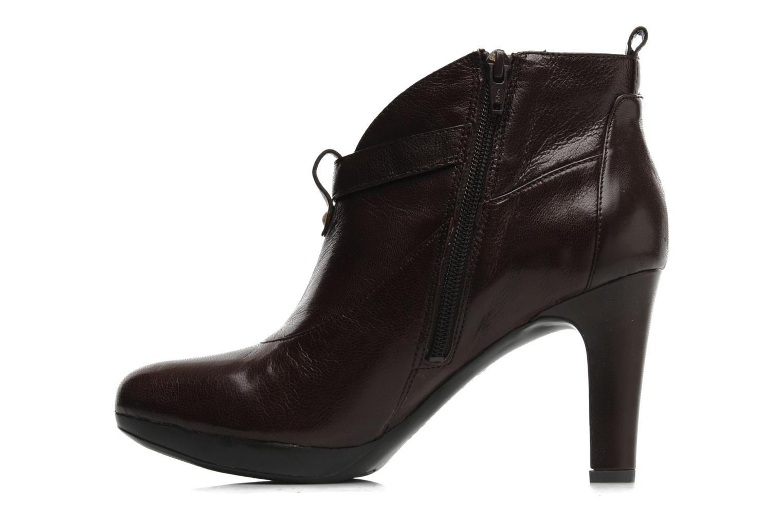 Stiefeletten & Boots Naturalizer ILEANA braun ansicht von vorne