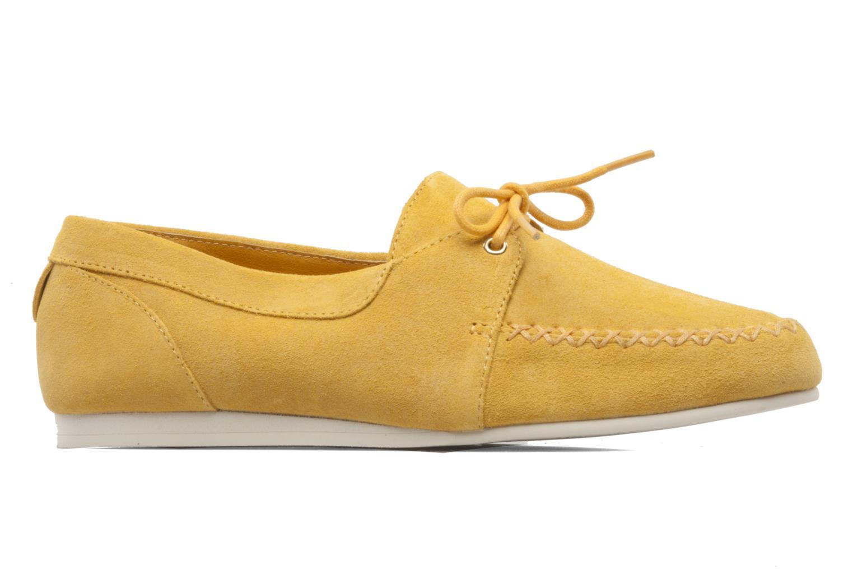 Chaussures à lacets Flipflop LENNI LO Jaune vue derrière