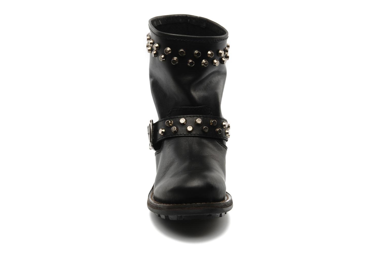 Bottines et boots Jonak Jorock Noir vue portées chaussures