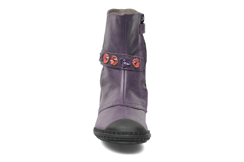 Stiefel Mod8 Karnabi lila schuhe getragen