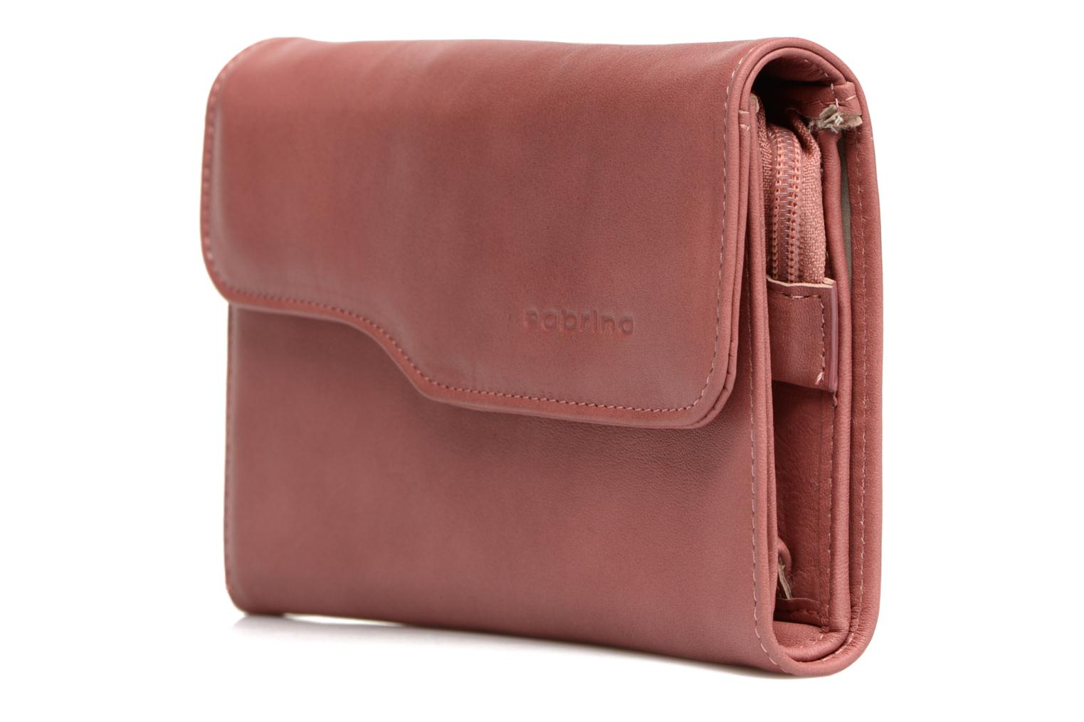 Wallets & cases Sabrina Zoé Pink model view