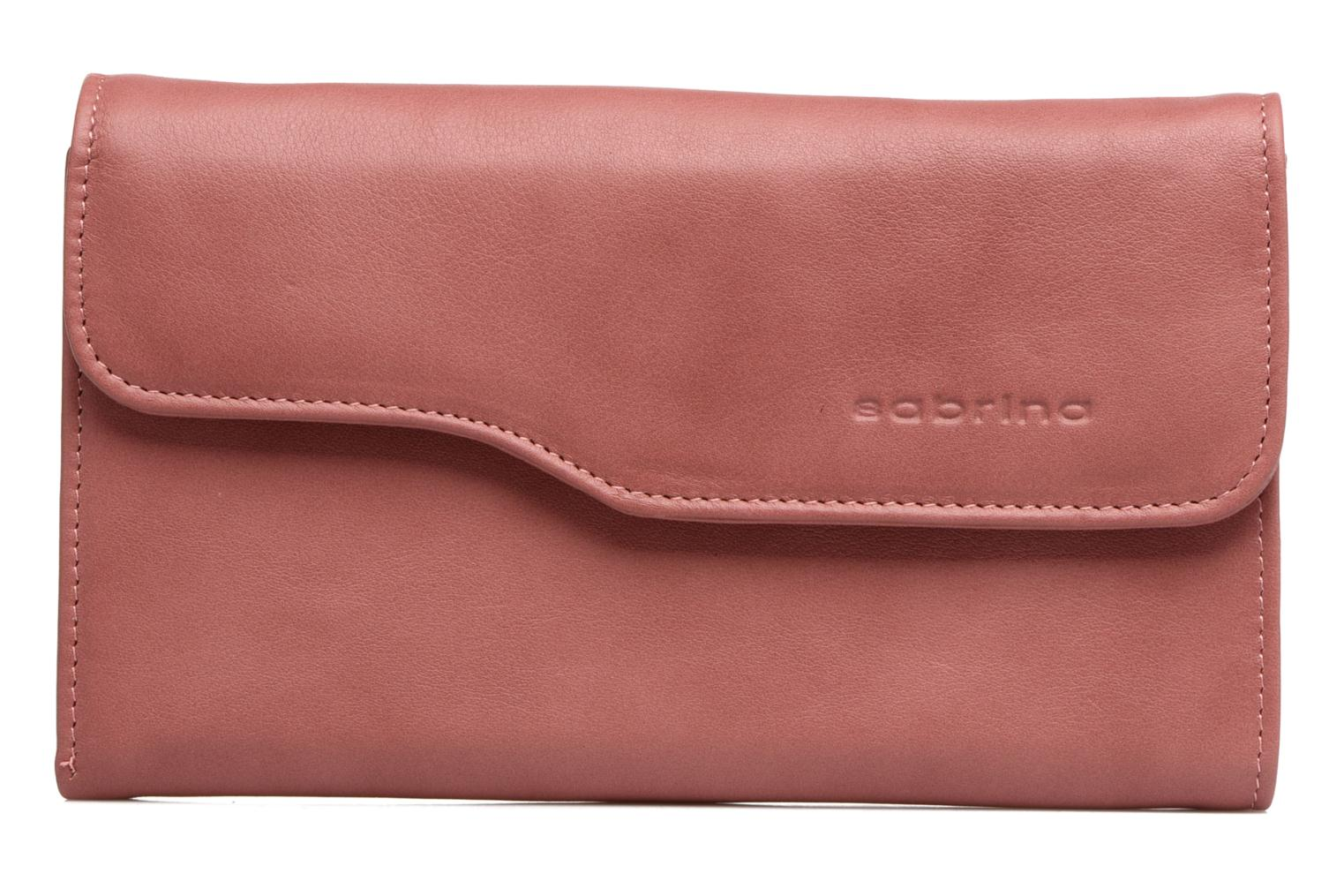 Wallets & cases Sabrina Zoé Pink detailed view/ Pair view