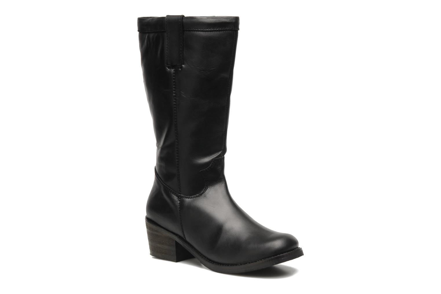 Boots & wellies Friis & company Etel Black detailed view/ Pair view