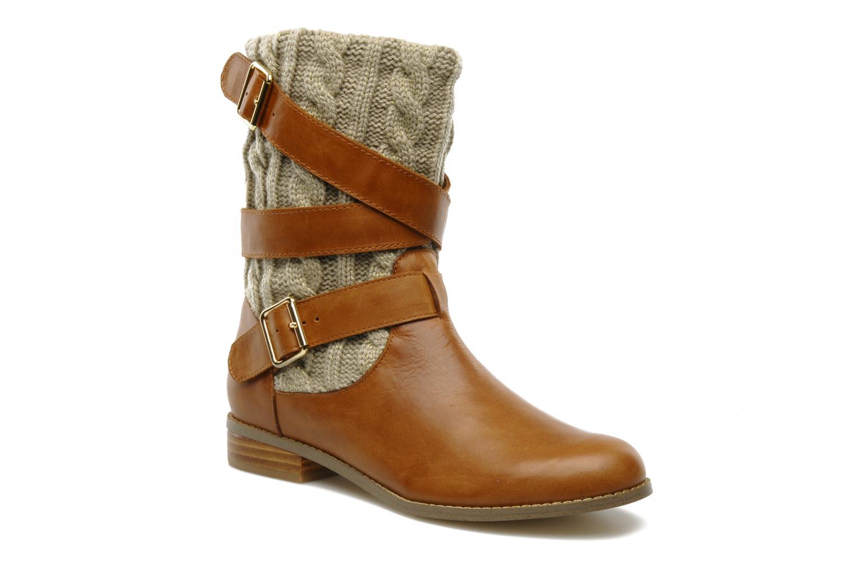 Bottines et boots Mellow Yellow Mosaic Marron vue détail/paire