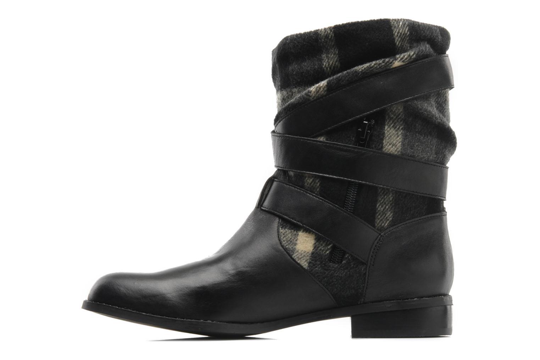 Stiefeletten & Boots Mellow Yellow Meitiz schwarz ansicht von vorne