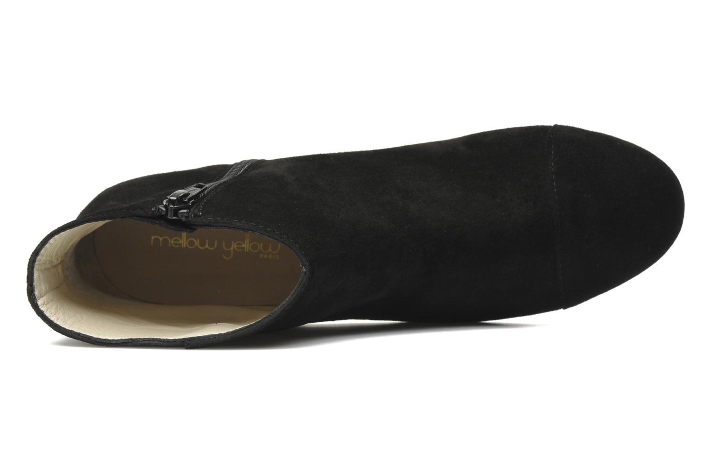 Boots en enkellaarsjes Mellow Yellow Orami Zwart links