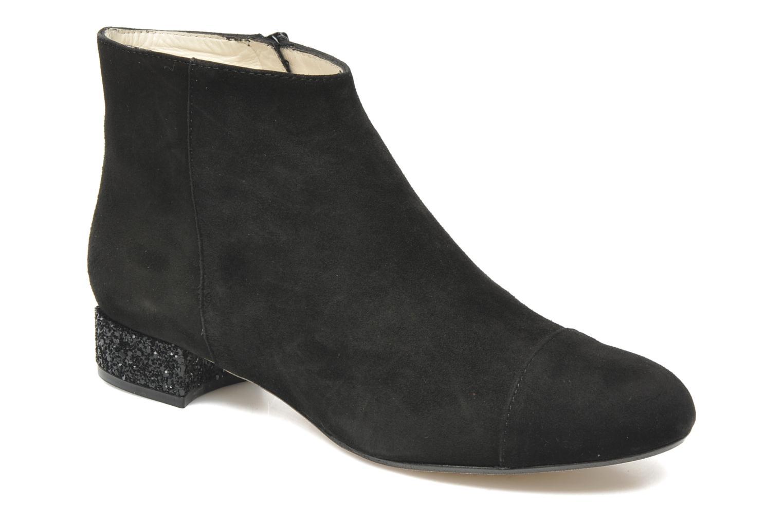 Boots en enkellaarsjes Mellow Yellow Orami Zwart detail