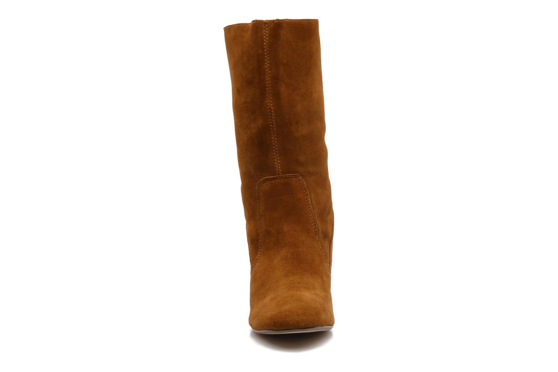 Bottines et boots Mellow Yellow Miki Marron vue portées chaussures