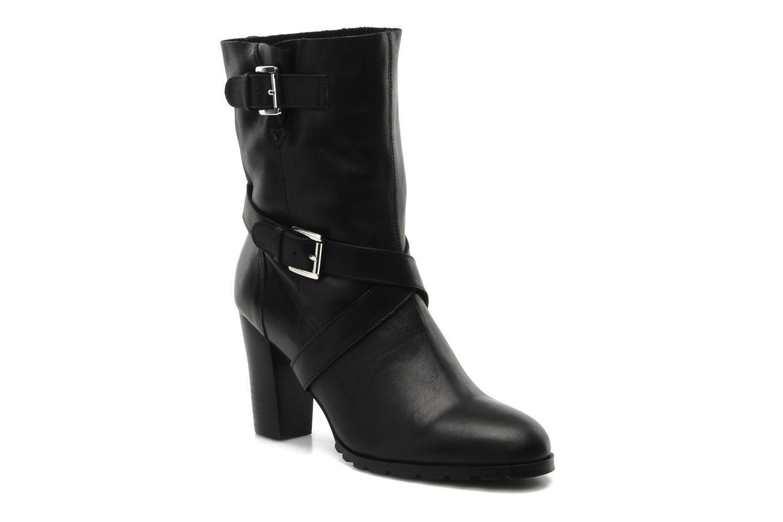 Bottines et boots Mellow Yellow Miton Marron vue détail/paire