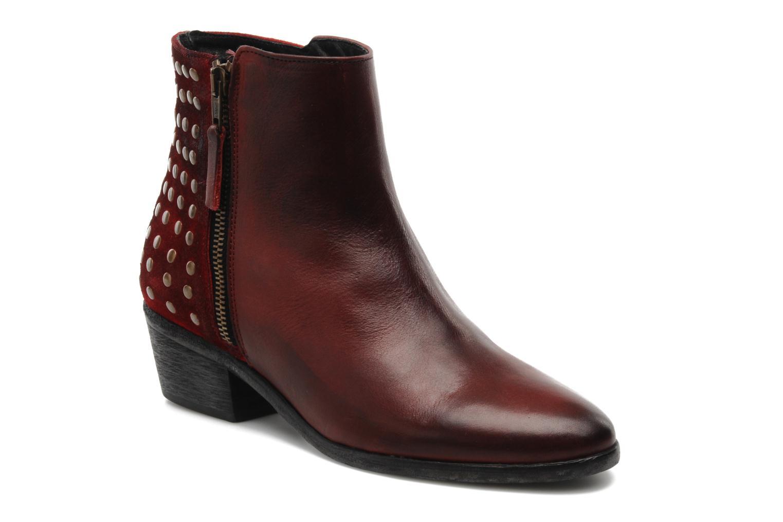 Stiefeletten & Boots Pastelle Maureen weinrot detaillierte ansicht/modell