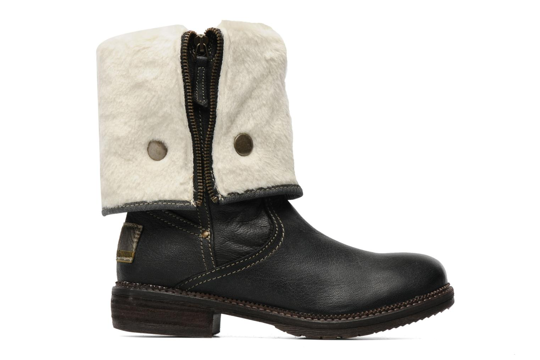 Stiefeletten & Boots Manas Leriado schwarz ansicht von hinten