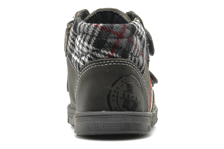 Sneakers Babybotte Ayrton Grigio immagine destra