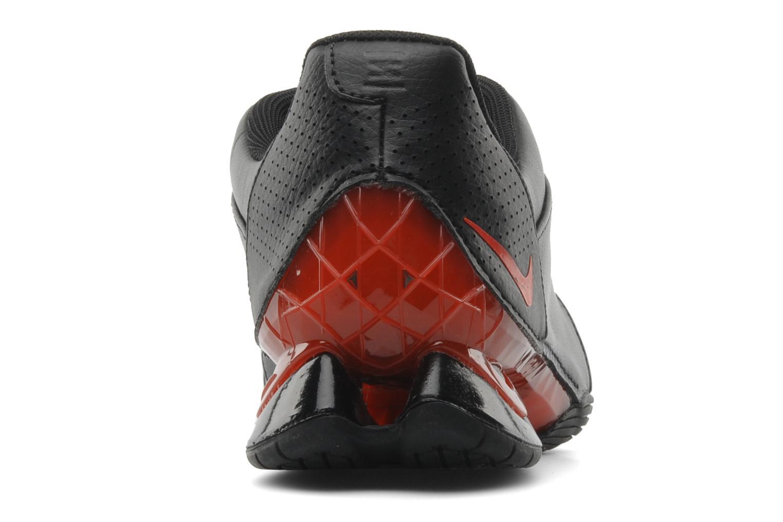 Sneaker Nike Nike Shox Gt Leather schwarz ansicht von rechts