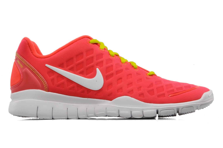 Chaussures de sport Nike Wmns Nike Free Tr Fit Rose vue derrière