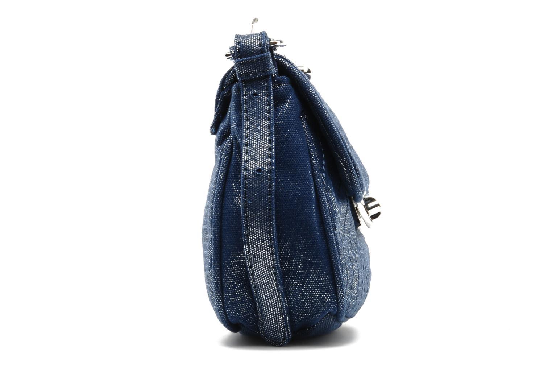 Handtassen Georgia Rose Malaga Blauw rechts